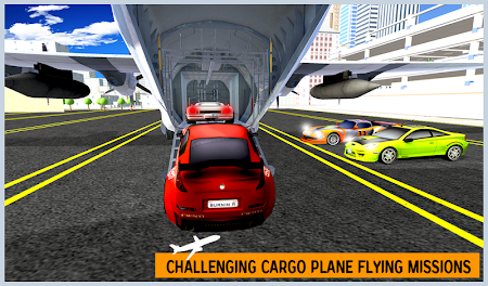 Airplane City Car Transporter 1.0 screenshot 1758577
