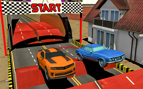 Download Chained Muscle Cars Rivals Impossible Track for Windows Phone apk screenshot 9