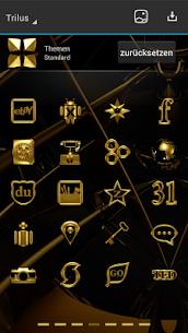TRILUS Next Launcher 3D Theme v4.65 APK [Latest] 3