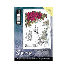 Sheena Douglass Scenic Winter Stamp A5 - Festive Greetings UTGÅENDE