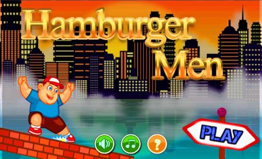 Hamburger Men Game