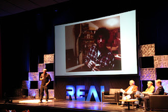 Photo: Carl Bass on Main Stageat REAL2015