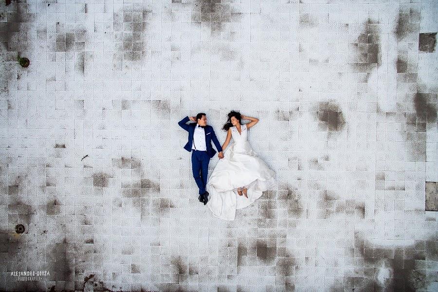 Wedding photographer Alejandro Souza (alejandrosouza). Photo of 26.02.2018