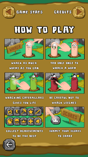 Whack Worms