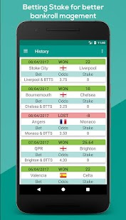 Betting Tips - Big Odds- screenshot thumbnail
