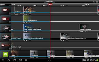 Screenshot of D3 GO