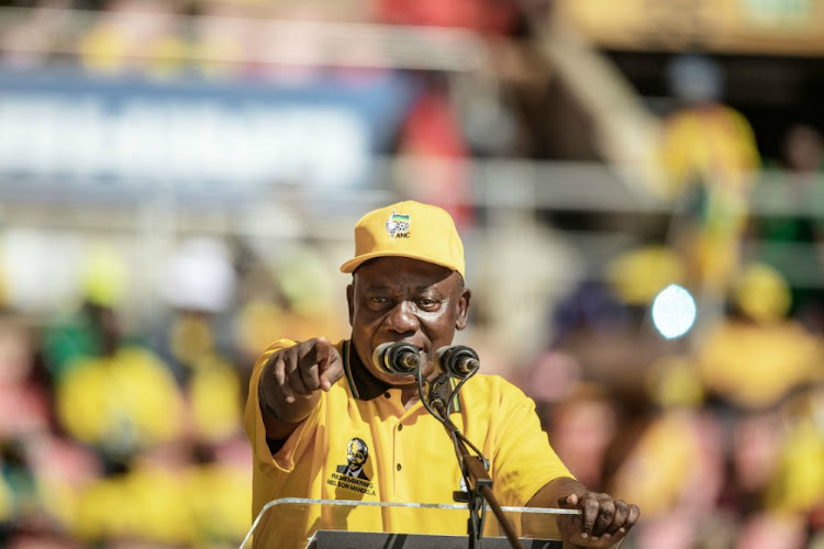 Political Parties Rally Supporters In Final Push Ahead Of