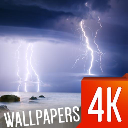嵐の壁紙4K 個人化 App LOGO-APP試玩