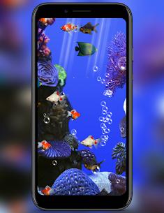 Aquarium 3D Live Wallpaper Apk 8