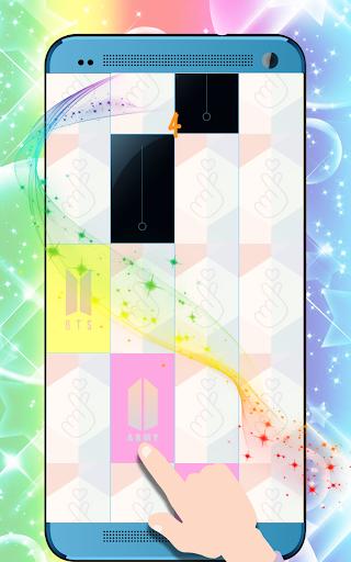 BTS Piano Tiles 1.0 screenshots 2
