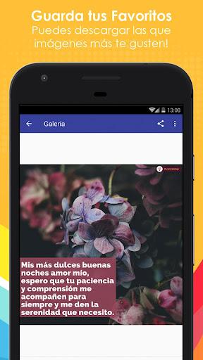 Muy Buenas Noches con Flores 1.0 screenshots 4