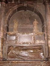 Photo: Wczesnobarokowy nagrobek Anny Sieniawskiej i Urszuli Gostomskiej w kaplicy Gostomskich