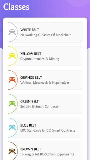 Blocklogy Lite screenshot 4