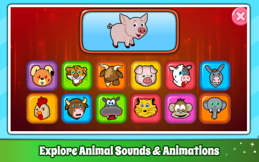 Baby Piano Games & Music for Kids & Toddlers Free 3.0 screenshots 14