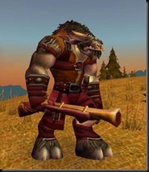 tauren-hunter