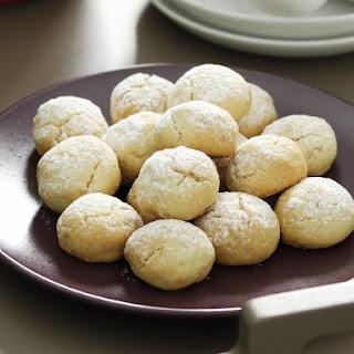 Baci Italian Almond Cookies.
