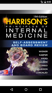 Harrison's Self-Assessment and Board Review, 19E- screenshot thumbnail