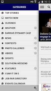 WMC Action News 5- screenshot thumbnail