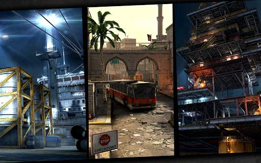 Sniper Strike – FPS 3D Shooting Game  captures d'écran 1