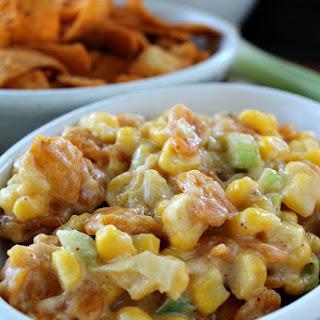Hot Corn Salad.