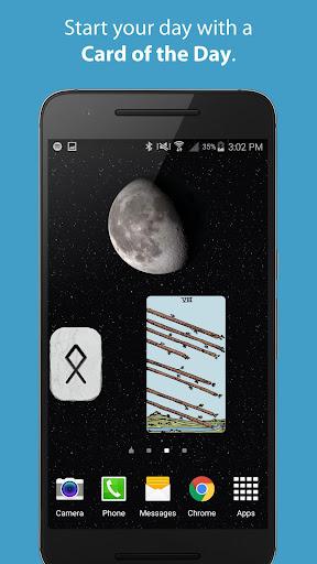 Galaxy Tarot Pro screenshot