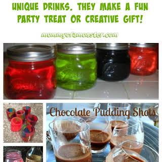 How To Make Edible Shot Glasses.