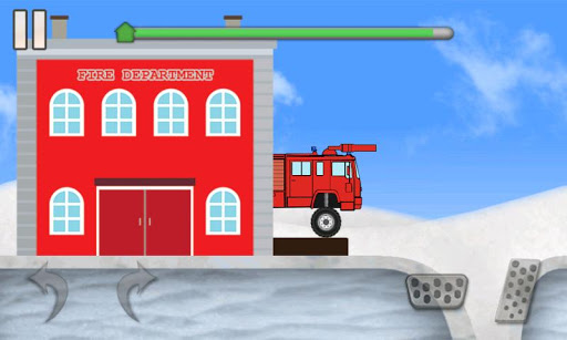 Fire Trucker screenshot 5