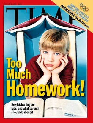 Stupendous The Homework Ate My Family Time Magazine Best Image Libraries Weasiibadanjobscom