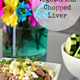 Vegetarian Chopped Liver