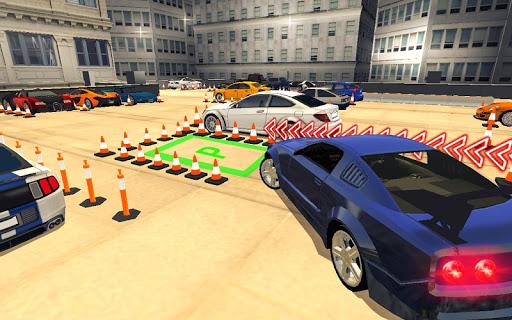 Unique Parking Game: Real Car Driving screenshot 1