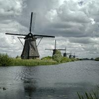 Holland  Windmill di