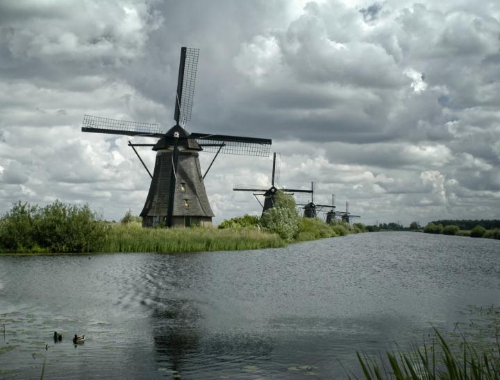 Holland  Windmill di alessandrocastellani