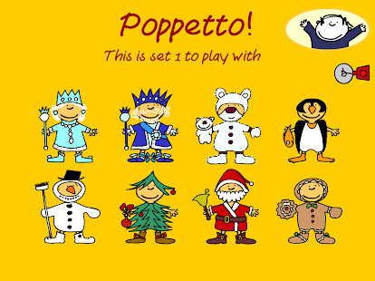 Poppetto Winter- screenshot thumbnail
