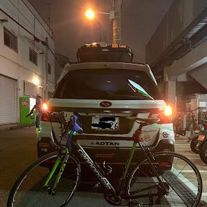 エクシーガ クロスオーバー7  みきゃん色のカスタム事例画像 ジャンボ鶴田さんの2021年10月18日21:49の投稿
