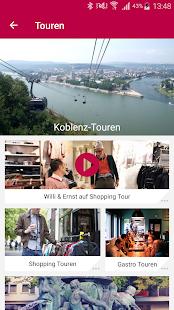 Koblenz - náhled