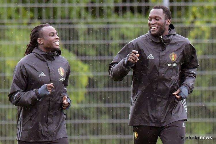 """🎥 Romelu Lukaku kreeg al info over zijn nieuwe coach van broer Jordan: """"Ik denk dat hij onze ploeg zal helpen"""""""