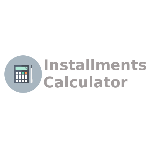Installments Calculator