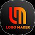 Logo Maker 2018 & Logo 3D Pro:Logo Designer Free