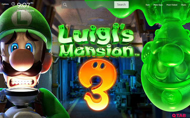 LUIGIS MANSION 3 Wallpapers HD Theme