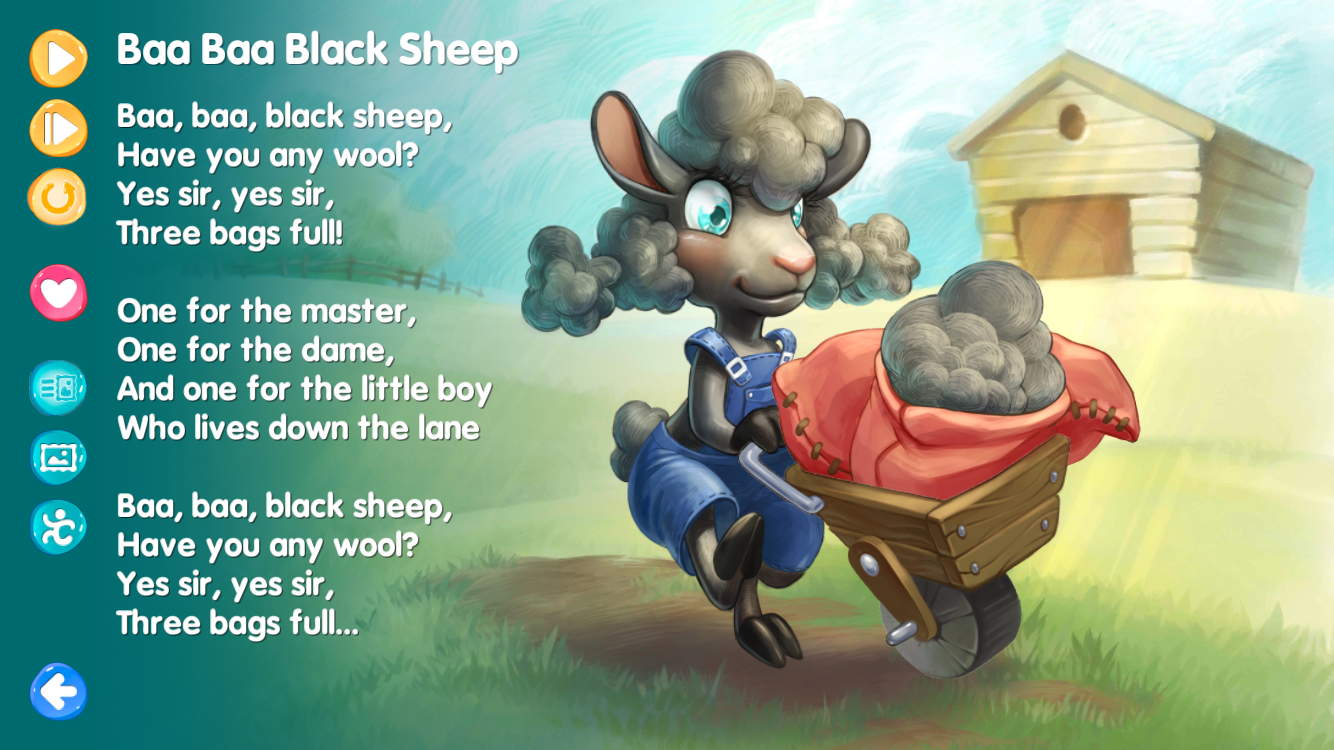 Learn English with Rhymes- screenshot
