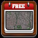 Satellite TomTom GO Live Guide icon