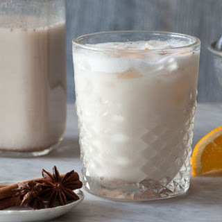 Spiced Almondmilk Punch
