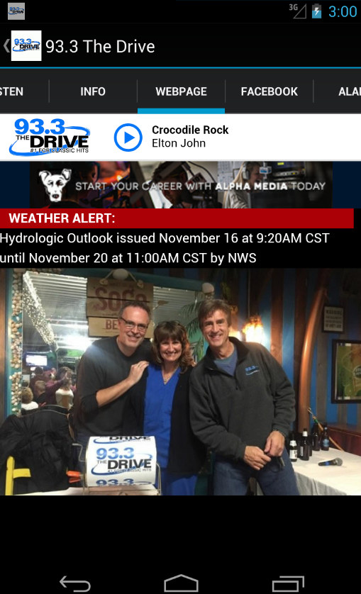 93.3 The Drive- screenshot