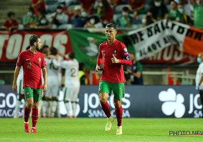 Qualifications : Ronaldo sauve le Portugal, Haaland force les Pays-Bas au partage