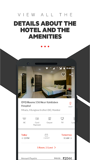 oyo hotel booking budget hotel deals discounts 4 5 5 apk by oyo rooms details. Black Bedroom Furniture Sets. Home Design Ideas