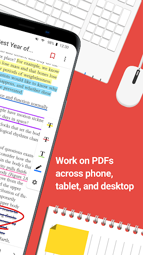 PDF Reader - Sign, Scan, Edit & Share PDF Document 3.21.8 screenshots 2