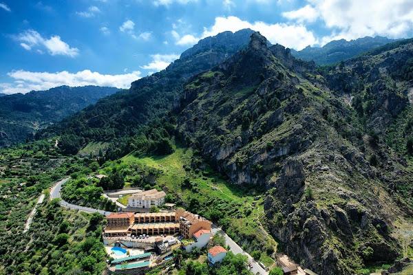 El Parque Natural de la Sierra de Cazorla sigue vivo