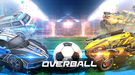Cars Battle Royal: Overload Screenshot