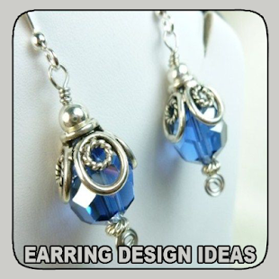 Earring Design Ideas crystal earring design Earring Design Ideas Screenshot Thumbnail