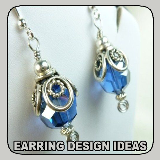 earring design ideas screenshot